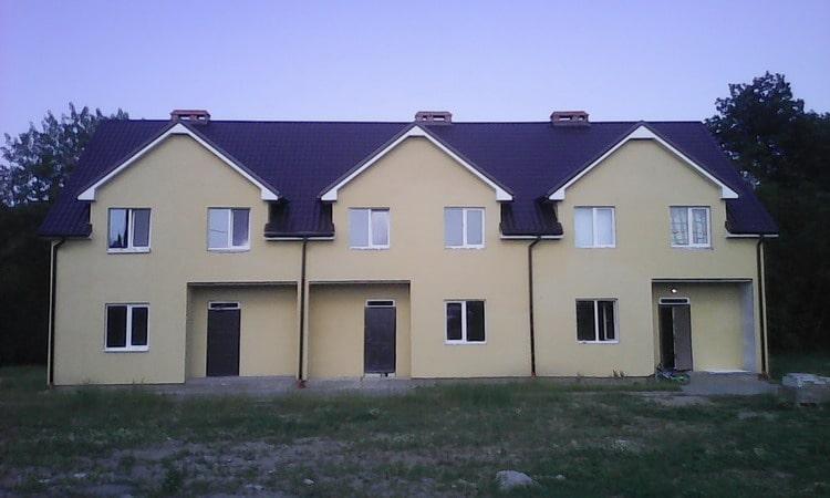 Строительство и фасадные работы